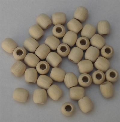 Holz - Oliven 10 mm lang