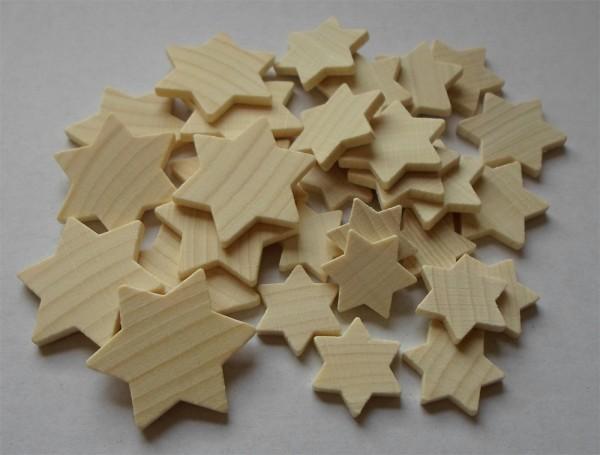 Streuteile Sterne (30-teilig)