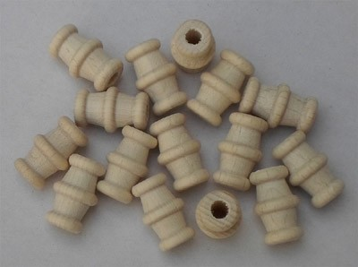 Formhülse mit Rille 19 mm Länge