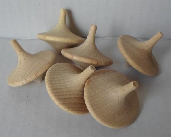 Holzkreisel - Chinaform, Buche, #6915
