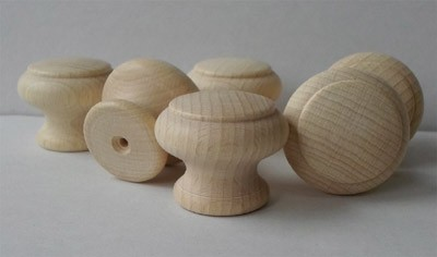 Möbelknopf 34 mm Ø